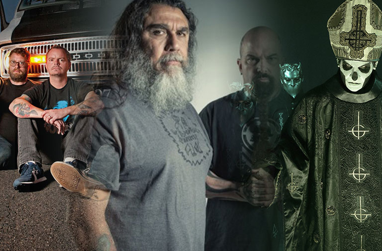 Maximus Festival 2017: Slayer, Rob Zombie, Ghost y Red Fang!