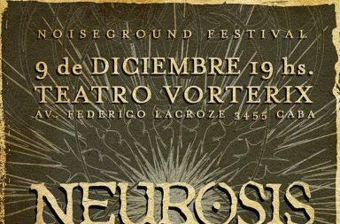 noiseground festival neurosis